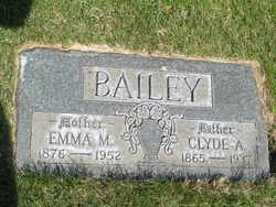 Emma Marie <i>Cooksey</i> Bailey