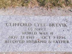 Clifford Lyle Red Brevik