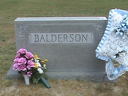 Gladys Miles <i>Richards</i> Balderson