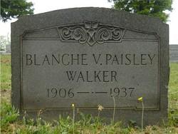 Blanche V. <i>Paisley</i> Walker