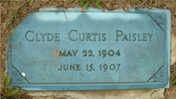 Clyde Curtis Paisley