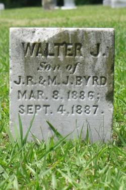 Walter J Byrd