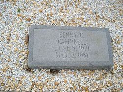 Kenny Cannon Campbell