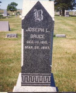 Joseph Lyman Bruce