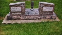 Frieda Sophie <i>Kaiser</i> Schultz