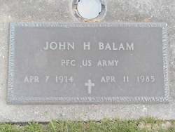 John Henry Johnny Balam
