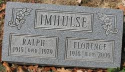 Florence Edna <i>Wurzelbacher</i> Imhulse