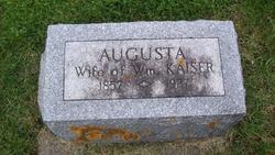 Augusta <i>Groth</i> Kaiser