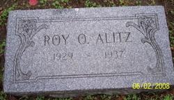 Roy O. Alitz