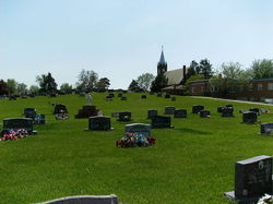 Saint Wenceslaus Catholic Cemetery