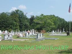 Pisgah Primitive Baptist Church Cemetery