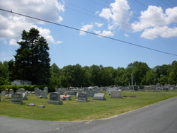 East New Market Cemetery