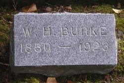 W H Burke