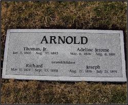 Adeline <i>Jerome</i> Arnold