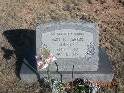 Mary Jo <i>Hawkins</i> Jones