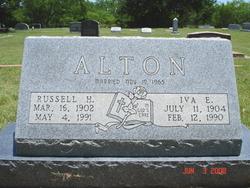 Iva Elma <i>Elliott</i> Alton