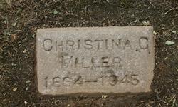 Christina Gaub <i>Stickelmeier</i> Miller