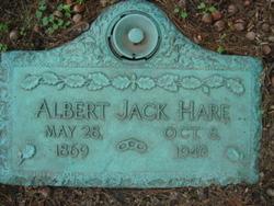 Albert James Heare Hare