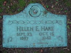 Helen Elizabeth Heare Hare