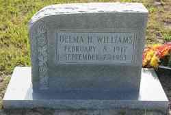Delma H. Williams