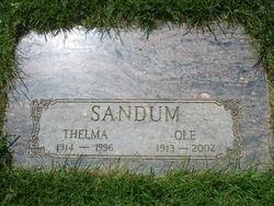 Thomas Ole Ole Sandum