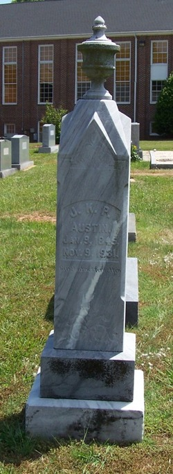 James Knox Polk JKP Austin