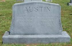 Hugh Wilson Austin