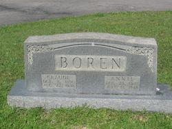 Annie <i>Templeton</i> Boren
