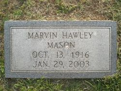 Marvin Hawley Mason