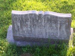 David C. Aldridge