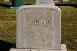 John McCarthy Sunders