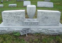 Amos D Agard