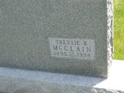 Tressie <i>Butler</i> McClain