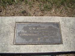 G. W. Adams