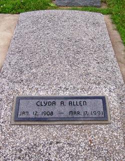 Clyda A Allen