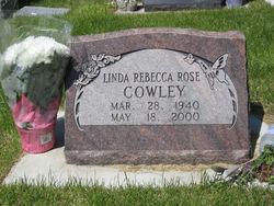 Linda Rebecca <i>Rose</i> Cowley