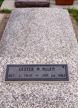 Lester A Allen