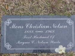 Mons Christian Nelson