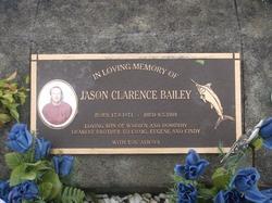 Jason Clarence Bailey