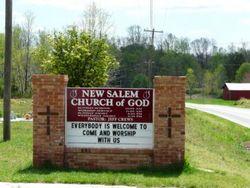 New Salem Church of God Cemetery