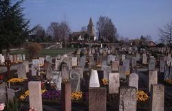 Kilchberg Village Cemetery
