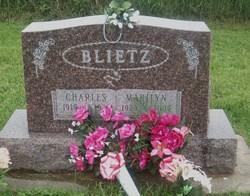 Marilyn Cherie <i>Blackbourn</i> Blietz