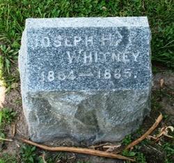 Joseph H Whitney