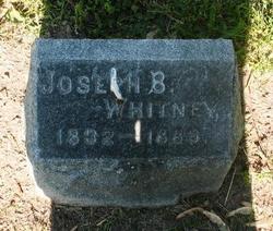 Joseph B Whitney