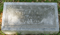 Mary Eliza Mollie <i>Rodgers</i> Bell