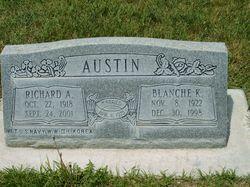 Blanche Kitt <i>Hodge</i> Austin