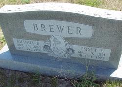 Amanda B <i>Osborn</i> Brewer
