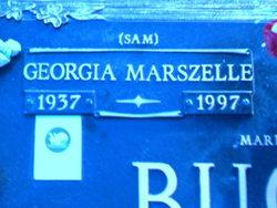 Georgia Marszelle Buckelew