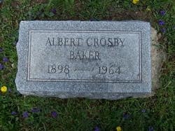 Albert Crosby Baker