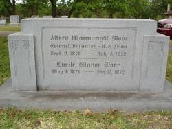 Alfred Wainwright Bloor